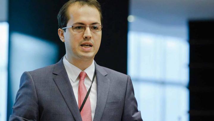 Andi Cristea, reacție la amenințarea lui Rogozin: felicitările și dansul la Moscova, nu în Moldova
