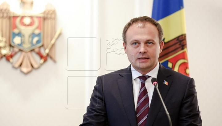 Discursul Președintelui Parlamentului Andrian Candu la încheierea sesiunii de primăvară 2017 a Parlamentului