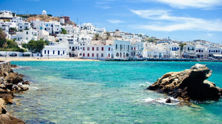 Cutremur pe insula Creta. Seismul a avut o magnitudine de 5,4