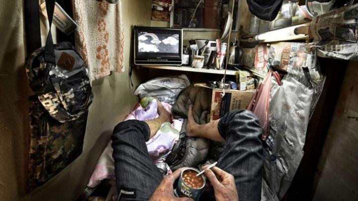 INCREDIBIL! Imaginile pe care nu le vei uita ușor. Cum arată cele mai mici locuințe din lume (FOTO)
