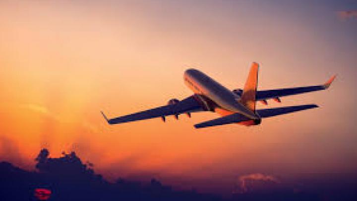 Incident grav la bordul unui avion: Pilotul și stewardesa s-au luat la bătaie