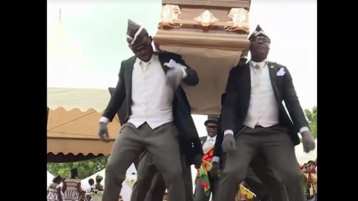 De necrezut: Țara în care morții sunt duși pe ultimul drum în ritm de dans