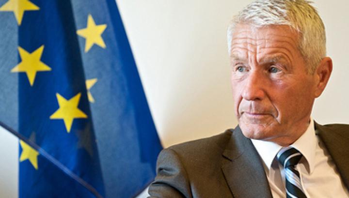 Secretarul general al Consiliului Europei, Thorbjorn Jagland, a salutat adoptarea sistemului electoral mixt