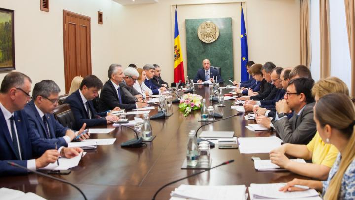 Principalele proiecte de planificare strategică pentru modernizarea Republicii Moldova au fost discutate la Guvern