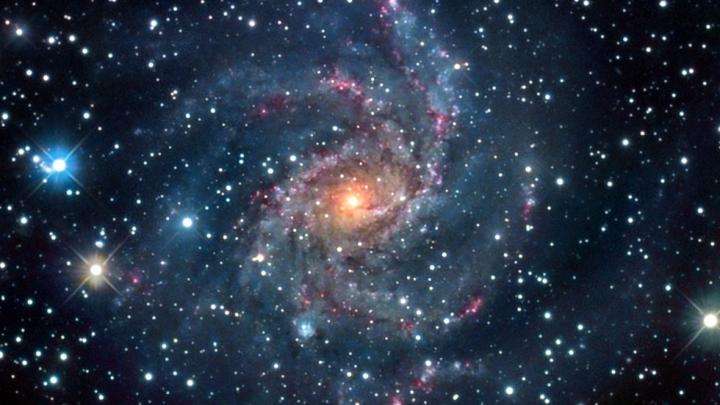 Galaxia vecină este extrem de violentă și va distruge Calea Lactee