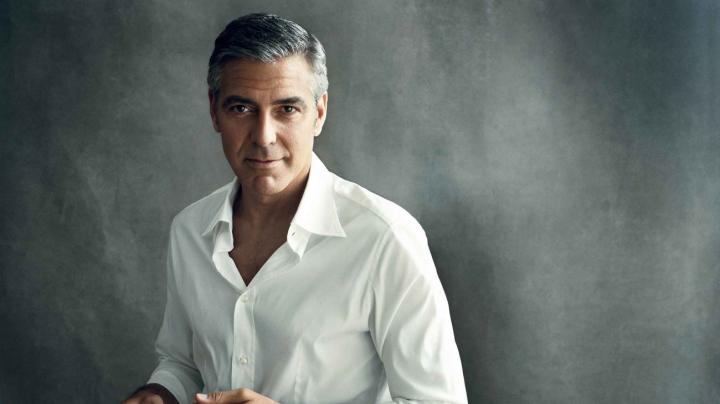 Actorul american George Clooney se întoarce în lumea televiziunii