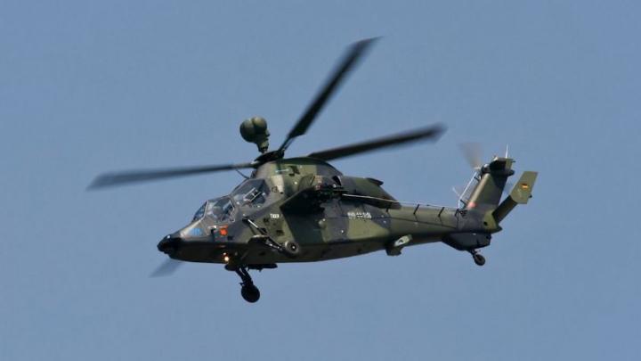 Un elicopter militar german, care participa la o misiune de pace, s-a prăbuşit în Mali