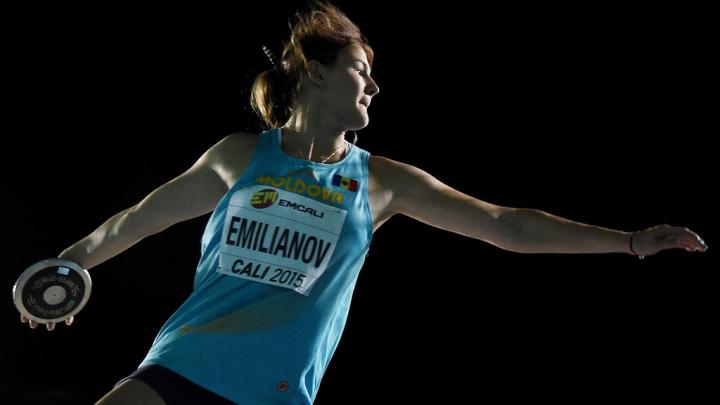 Atleta Alexandra Emilianov a devenit campioană europeană printre junioare U-20