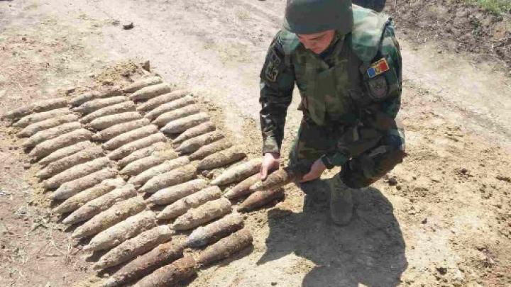 26 de obiecte explozive, nimicite de geniştii militari
