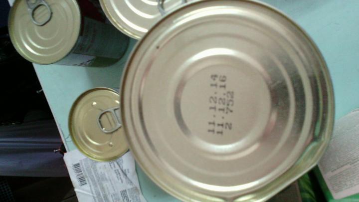 Produse alimentare vechi din 2016, depistate în magazinele din Glodeni (FOTO)