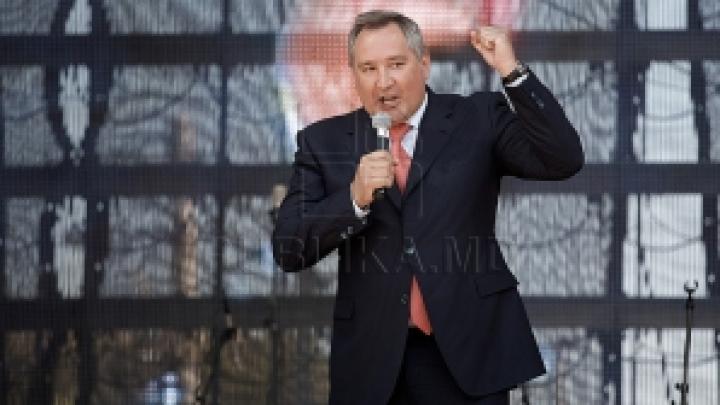 Societatea civilă a înaintat o petiție împotriva lui Rogozin. Cer autorităților să fie declarat persona non grata