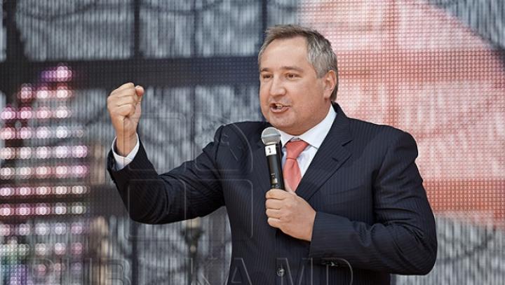 Presa despre măsurile aplicate rușilor: Dmitri Rogozin a declarat că acţiunile Chișinăului vor avea urmări