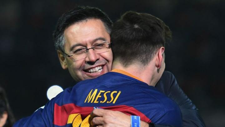 """Președintele Barcelonei asigură că Messi este """"plătit ca fiind cel mai bun din lume"""""""
