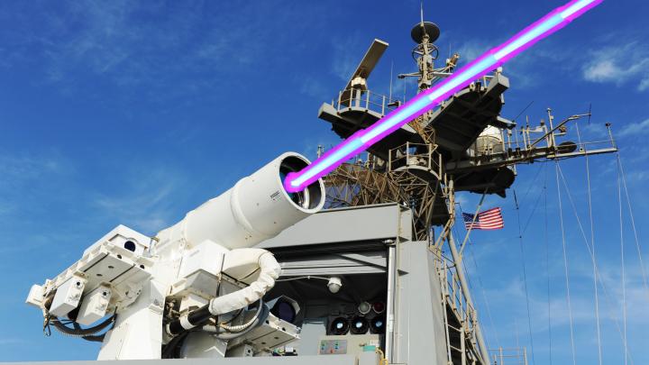 Americanii au prezentat imagini cu prima armă laser. Distruge ţintele cu precizie şi nu scoate niciun sunet (VIDEO)