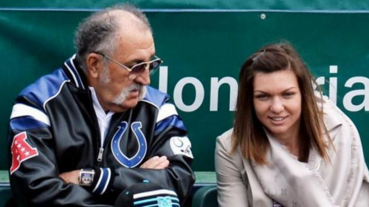 Ion Țiriac a donat banii de la turneul Tie Break Tens, câștigat de Simona Halep