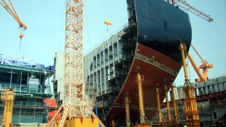 Daewoo vinde șantierul naval din Mangalia. Care este motivul