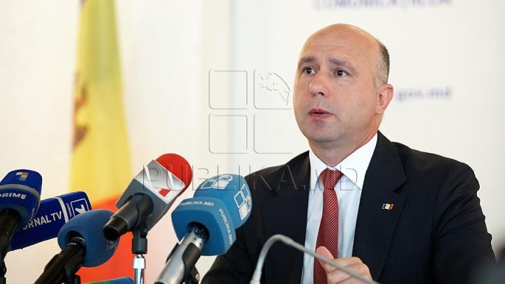 Pavel Filip: Prin aprobarea mecanismului de finanțare, Republica Moldova a ales un drum european