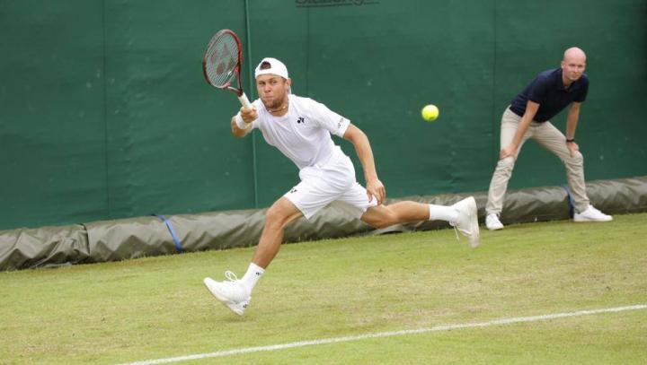 Radu Albot a fost eliminat de la turneul ATP World Tour 250 din Auckland