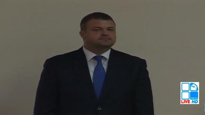Sergiu Răileanu a fost numit în funcţia de director al Agenţiei Servicii Publice
