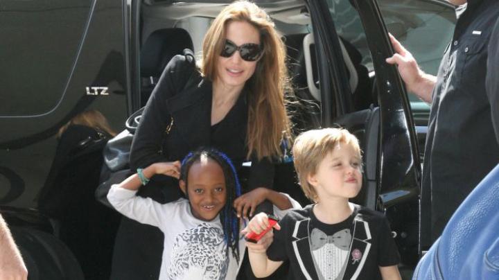 Schimbare de sex la doar 11 ani. Shiloh, fiica Angelinei Jolie şi a lui Brad Pitt, se pregăteşte pentru operaţie