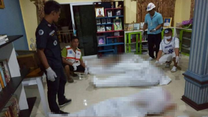 ATAC ARMAT într-un oraş turistic popular din Thailanda. Cel puţin opt persoane au fost împuşcate