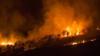 Portugalia, mistuită de flăcări.  1600 de pompieri luptă cu incendiile de vegetaţie
