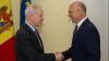 Prim-ministrul Pavel Filip s-a întâlnit cu Şeful Misiunii OSCE în Republica Moldova, Michael Scanlan (FOTO)