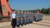 Vor fi repartizaţi ca supraveghetori la închisorile din ţară. 50 de tineri au jurat credinţă Patriei (FOTO)
