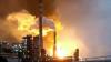 Explozie uriașă în China: Flăcările depășesc 10 metri înălţime (VIDEO)