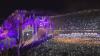 """Cod roşu de caniculă, dar şi de distracţie în oraşul Cluj-Napoca din România, la festialul de muzică electronică """"Untold"""" (FOTO)"""