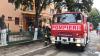 Incendiu la Florești. Șapte persoane, printre care trei copii, au ajuns la spital după ce s-au intoxicat cu monoxid de carbon