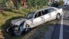 Accident GRAV în Arad. Cinci copii au ajuns la spital, după ce mașina în care se aflau a fost lovită de un autocar cu turiști