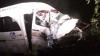 Pasagerii microbuzului de linie implicat în accident spun că şoferul avea un comportament agresiv