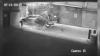 O femeie a supravieţuit ca prin minune după ce a căzut cu maşina de pe o parcare etajată (VIDEO)