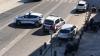 Franța: O maşină a intrat în plin în două staţii de autobuz. Un om a murit