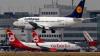 Al doilea transportator aerian din Germania s-a declarat în insolvență