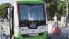 Autobuze fără şofer. Oamenii susţin că nu ar urca într-un asemenea mijloc de transport (VIDEO)