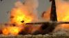 Un avion s-a prăbușit și a luat foc lângă orașul Almatî. Oamenii aflați la bord au murit pe loc