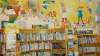 """Sediul central al Bibliotecii pentru Copii """"Ion Creangă"""", RENOVAT! Micii vizitatori, încântaţi de noile condiţii"""