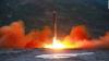 Cum a sărbătorit Phenianul lansarea rachetei care a survolat insula japoneză