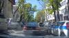 Nu știe să conducă și nici nu se uită în oglinzi. Un șofer din Chișinău a provocat intenționat un accident (VIDEO)