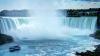 Apa cascada Niagara murdară și urât mirositoare din cauza unor descărcări de gunoaie