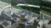 Aceste clădiri se prăbuşesc ca nişte dominouri (VIDEO)