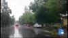 Furtuna de aseară a lăsat o imagine dezolantă în satul Budeşti: Mai multe case fără acoperişuri