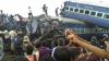 Accident feroviar în India. Cel puţin 23 de pasageri şi-au pierdut viaţa