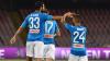 Napoli a câştigat cu 2-0 meciul amical cu Espanyol din Barcelona