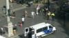 ATAC TERORIST la Barcelona! 13 morți, 80 de răniți și două persoane arestate. Un român victimă (VIDEO TERIFIANT)