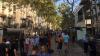 Bulevardul La Rambla din Barcelona, redeschis după sângerosul antentat de ieri (FOTO/VIDEO)