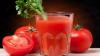 Beneficiile sucului de roşii proaspete: De ce trebuie să bem în fiecare zi un pahar