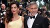 George Clooney şi soţia sa vor dona peste trei milioane de dolari pentru copiii sirieni